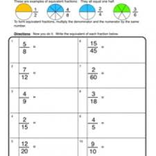 fraction worksheets have fun teaching