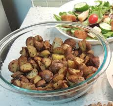 Home Fries by Garlic Home Fries Kosher Art Cooking