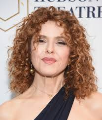 bernadette hairstyle how to bernadette peters medium curls bernadette peters hair lookbook