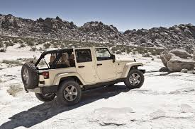 jeep sand color 2011 nyias jeep launches new wrangler mojave with bespoke features
