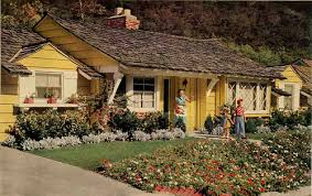 California Ranch House 1953 Storybook Ranch House What A Wonderful California Sto U2026 Flickr