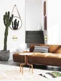 mobilier de canapé cuir meubles tendance et déco le top des idées salon récupérées sur