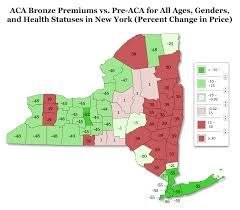 New York City Zip Codes Map by The New York Times Tries And Fails To Protect Obamacare From