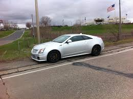 lowered cadillac cts towing experience when a cts v coupe has a out