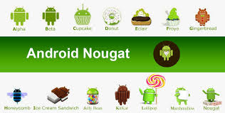 version of android s next version of android os is nougat the n android os
