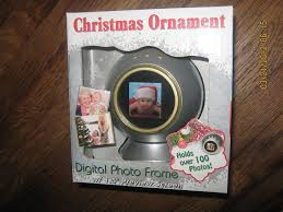 ornament digital photo frame health