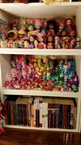 Shelves For Collectibles by Never Grow Up A Mom U0027s Guide To Dolls And More New Room Tour