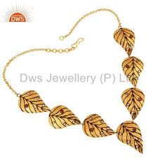 design sterling silver necklace images Designer sterling silver leaf necklace jewelry at rs 5334 piece jpg