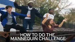 Challenge The Craze Model Behaviour The Mannequin Challenge Where Stand