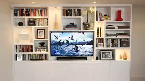 furniture accessories design of shelving units in living room