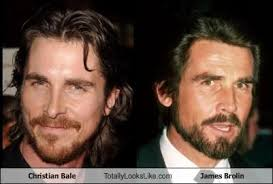 Christian Bale Meme - christian bale totally looks like james brolin totally looks like