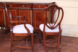 Antique Mahogany Dining Room Set by Antique Dining Room Chairs Provisionsdining Com
