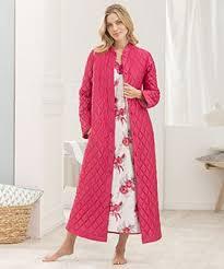 robe de chambre chaude pour femme robe de chambre et peignoir femme damart