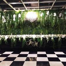 wedding backdrop hire sydney term indoor plant hire client gallery