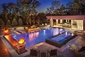 barrington pools award winning inground swimming pools cool house