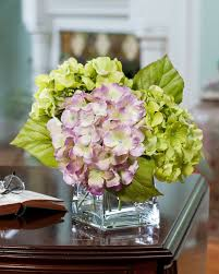silk hydrangea shop hydrangea silk flower accent at petals