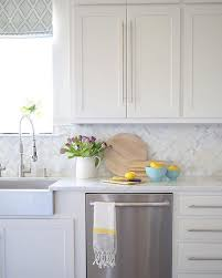 marble backsplash kitchen best 25 herringbone backsplash ideas on small granite