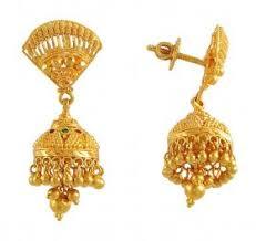 gold earrings for wedding win min gold earrings designs indian gold earrings images fancy