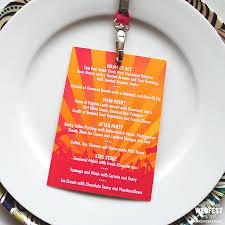 alternative wedding place cards wedfest