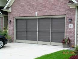 garage doors garage screen door kits patio enclosure