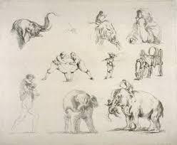 untitled sketches ignace joseph de claussin chevalier de