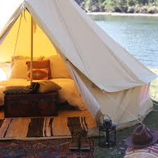 the odyssey 5m canvas bell tent the seek society