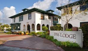 official website for 1906 lodge coronado island boutique hotels