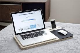 Under Desk Laptop Shelf 20 Cool Laptop Stands For Digital Nomads And Freelancers Hongkiat