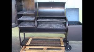 Backyard Classics 2 In 1 Tailgate Grill by Backyard Smokers Youtube