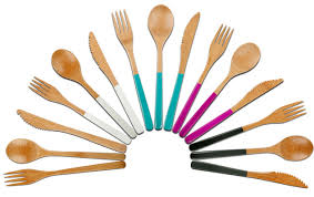 cool flatware core bamboo more fun flatware for your hospitality tabletop