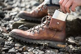 everyday motorcycle boots oliver sweeney x talisker hiking boots hiconsumption