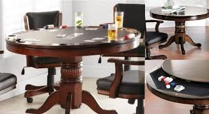 round poker table with dining top the most poker table chairs game table set poker table poker set