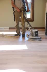 Appalachian Laminate Flooring Appalachian Maple Buffed Between Coats Of Waterborne Finish