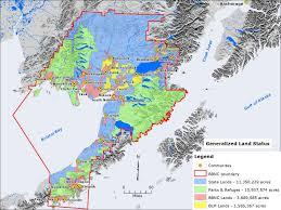 Map Of Anchorage Alaska by Maps U2013 Bristol Bay Native Corporation