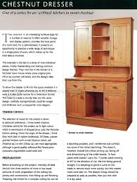 kitchen dresser plans u2022 woodarchivist