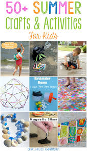 craftaholics anonymous summer crafts for kids