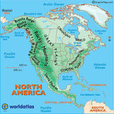 united states map with rivers and mountain ranges landforms of america mountain ranges of america
