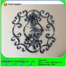 wrought iron ornaments wrought iron rosettes designs for gates
