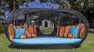 Outdoor Patio Daybed Enjoy Patio Daybed In Weather Optimizing Home Decor Ideas