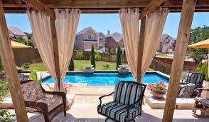 Pergola With Curtains Outdoor Pergola Curtains Rooms Throughout Inspiring Outdoor