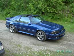 mustang gt 1986 1986 ford mustang gt t top car autos gallery