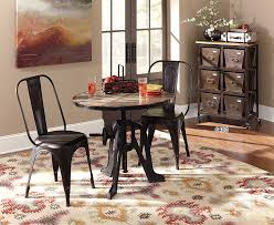 Dining Room Accent Pieces Amazon Com Homelegance 6414 Hand Crank Iron Adjustable Top Table
