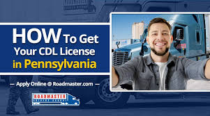 how to get your cdl license in pennsylvania roadmaster drivers