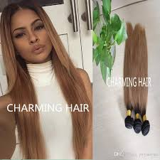 honey weave root color 1b 27 honey ombre hair extensions