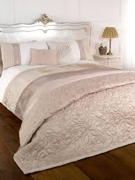 linea natural pleat double duvet cover set house of fraser