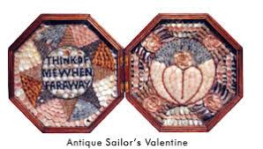 sailor valentines history of sailor s valentines