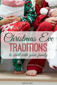 christmas traditions start with your family sunny day family