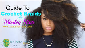 crochet weave hairstyles with bob marley your guide to crochet braids with marley hair for natural hair