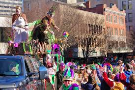 madi gras mardi gras parade