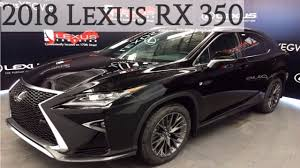 lexus nx hybrid release date 2018 lexus rx 350 preview pricing and release date youtube